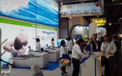 Aquatizer QZ-240 – Międzynarodowe Targi Medyczne MEDICA listopad 2016 w Düsseldorf